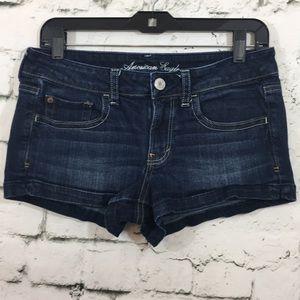 American Eagle denim shorts! Size 8